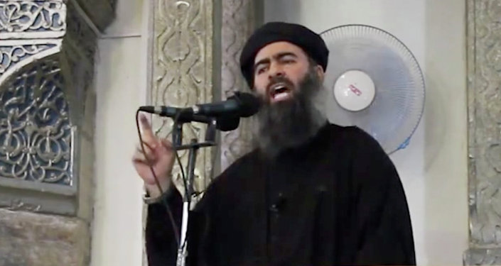Abu Bakr al-Baghdadi, líder do Estado Islâmico