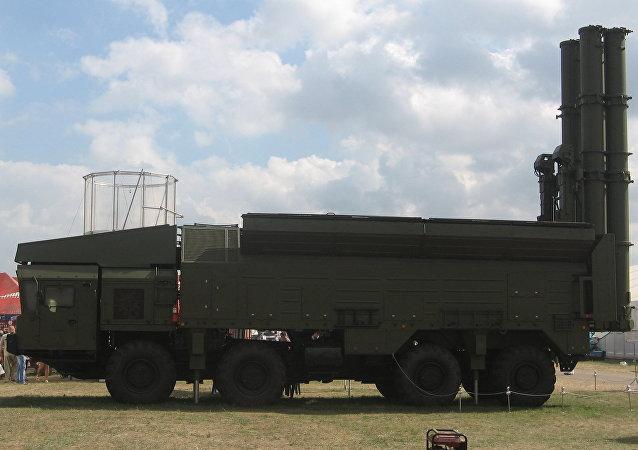 Sistema de mísseis Club-M, antecessor do sistema Club-T (foto de arquivo)