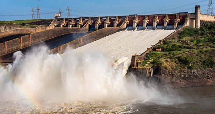 Itaipu é uma das 14 usinas que integram o Grupo Eletrobras