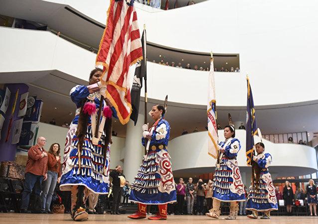 Americanos indígenas