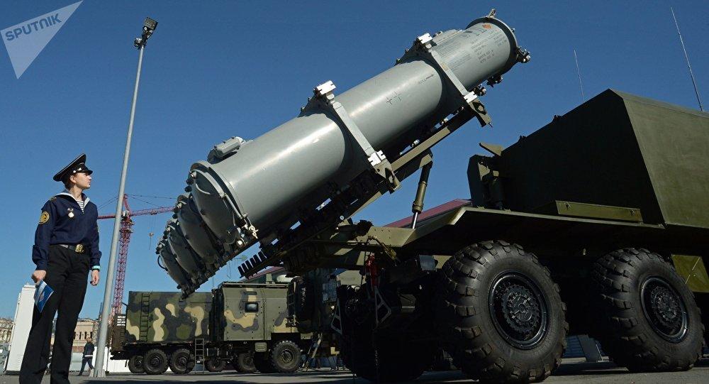 Sistema de defesa costeira Bal, (foto de arquivo)