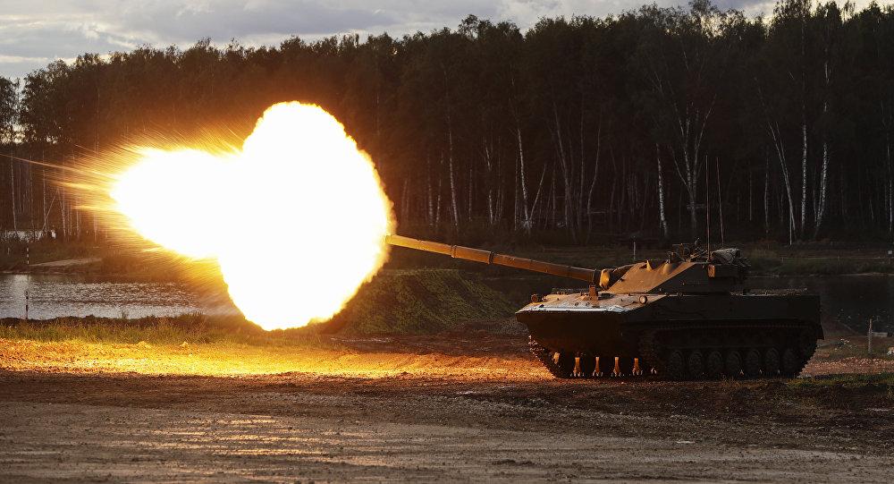 EUA planejam novo blindado ligeiro de apoio de fogo (MPF) – O objetivo é rivalizar com o 2S25 Sprut-SD russo