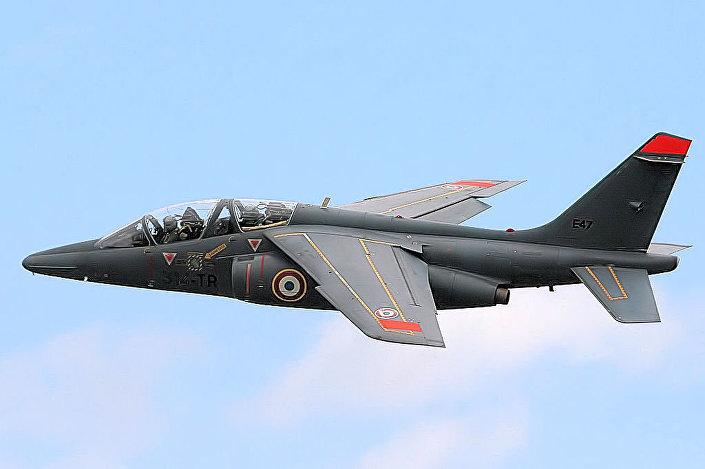 Avião de assalto Alpha Jet