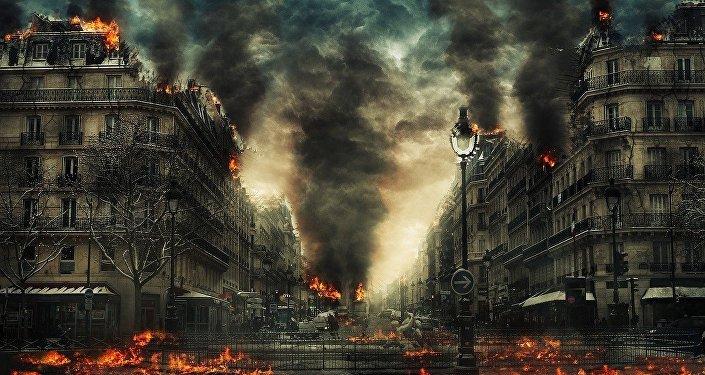 Armagedom, imagem referencial