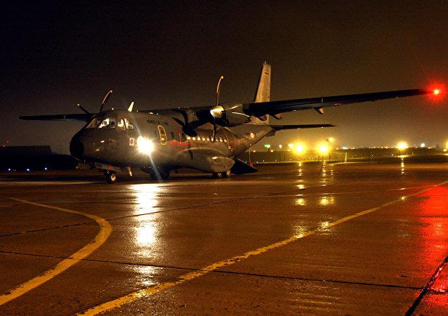 Avião CASA CN-235