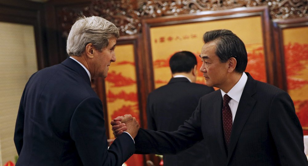 China afirma sua soberania diante da pressão americana em caso de disputa  por ilha 23dcf6f2bcf4f