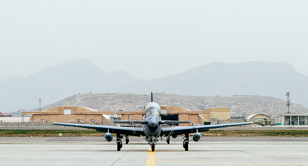 Segundo o WSJ Washington considera utilizar aviões baratos nas operações no Oriente Médio
