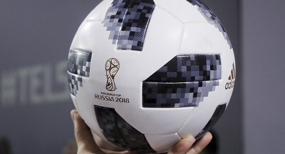 922ec94dc3f45 Bola oficial da Copa do Mundo vai dar passeio no espaço antes de estrear no  primeiro jogo