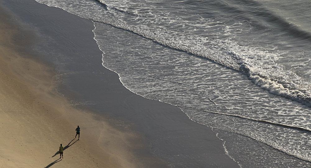 Praia de Recife, Brasil
