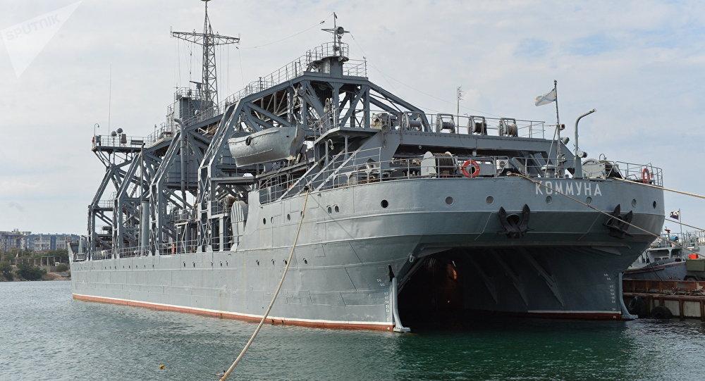 Kommuna – Navio russo de resgate de submarinos