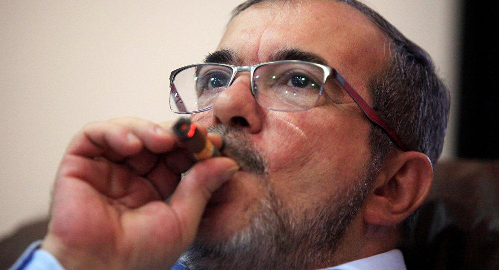 Rodrigo Londoño Echeverri, alias 'Timochenko', máximo líder de las FARC