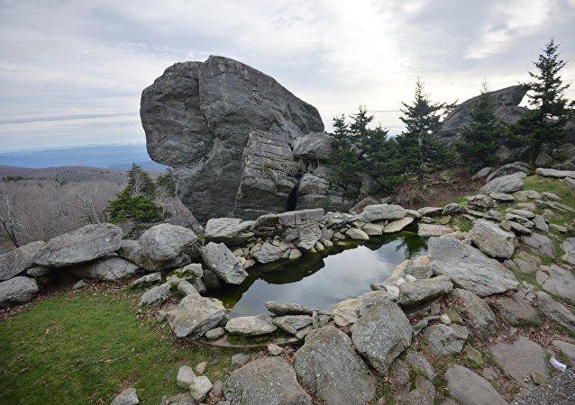 Montanhas dos EUA, habitat natural de suçuaranas