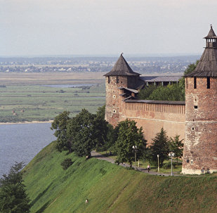 Fortaleza do Kremlin de Nizhny Novgorod