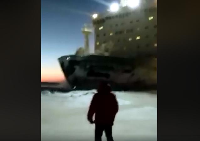 Exploração e navio