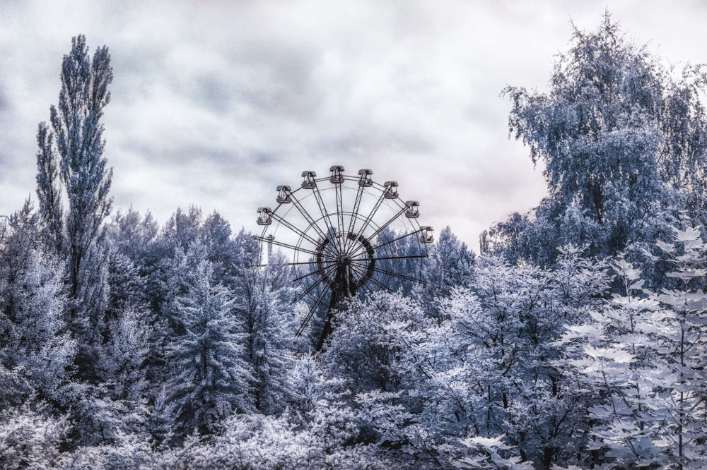 Parque de diversões em Pripyat