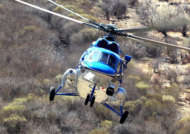 Helicóptero russo Mi-171E2