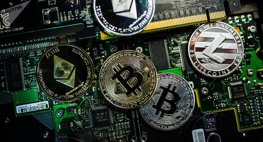 Bitcoin, Litecoin e Ethereum