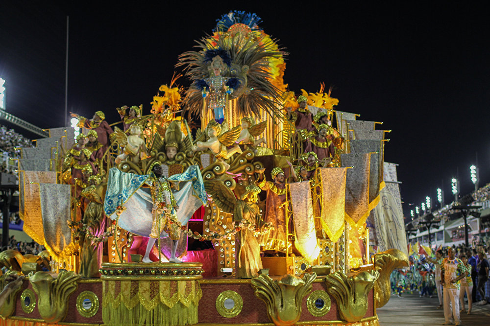 Acadêmicos do Cubango Carnaval 2018
