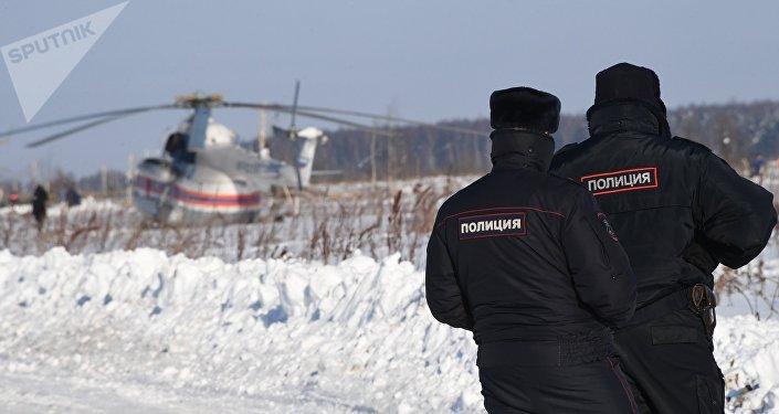 Erro em dado de velocidade pode ter causado queda de avião russo