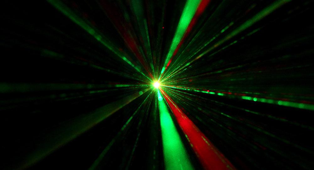 Laser (imagem ilustrativa)