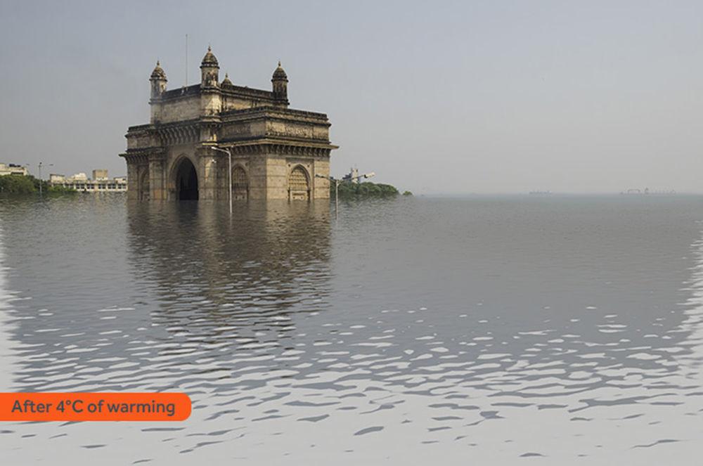 Este poderia ser o destino da maior cidade da Índia, Mumbai
