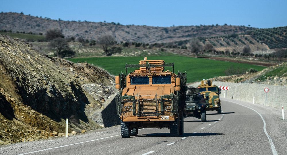 Exército sírio parou de avançar para Afrin — Erdogan