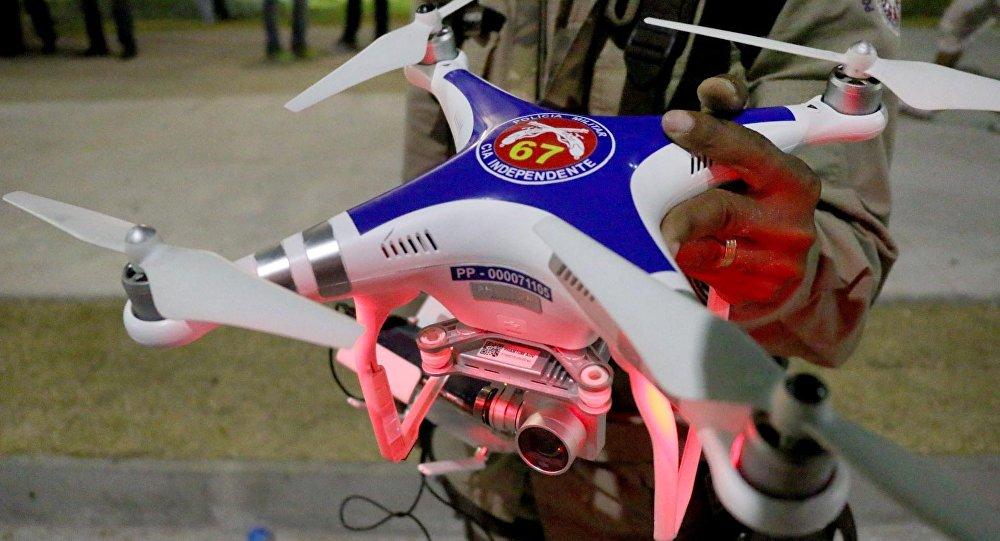Tecnologia de drones fabricados no Brasil já desperta interesse de outros países