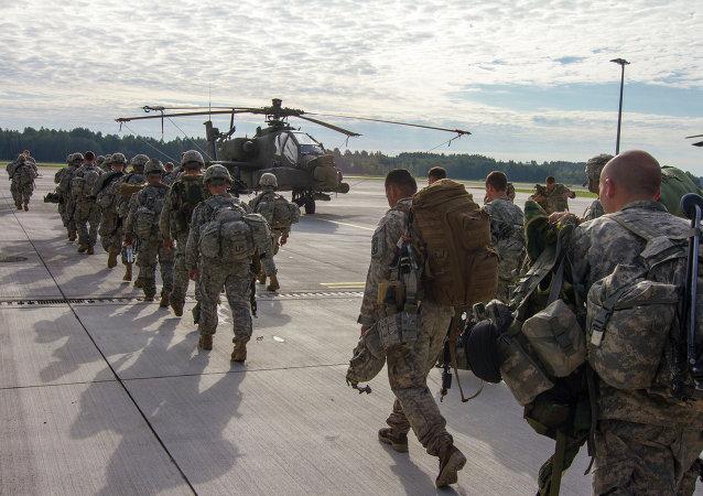 Forças Aéreas da OTAN, pára-quedistas