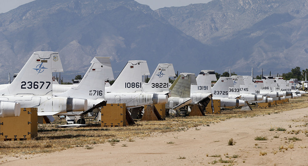Aviões Northrop T-38 Talon
