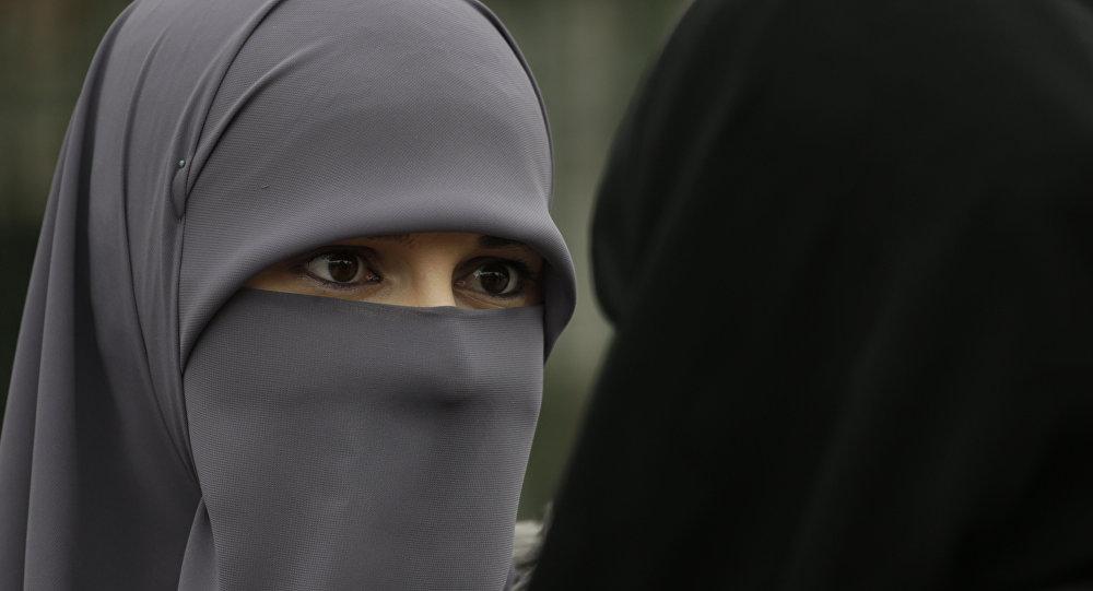 Mulheres com hijab