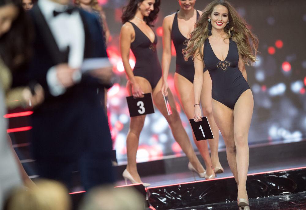 Participantes do concurso Miss Alemanha 2018