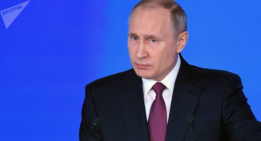 Presidente da Rússia, Vladiimr Putin