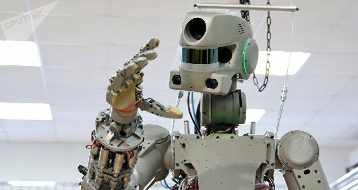 Robô Fyodor