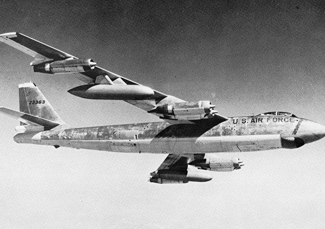 Boeing B-47E-50-LM da Força Aérea dos EUA