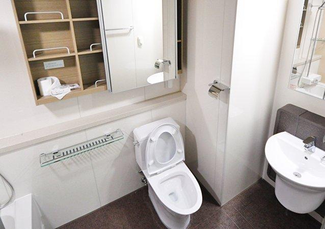 Banheiro (imagem referencial)
