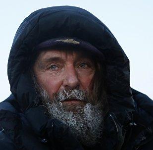 Aventureiro russo Fyodor Konyukhov