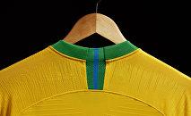 Uniforme seleção brasileira para Copa do Mundo de 2018