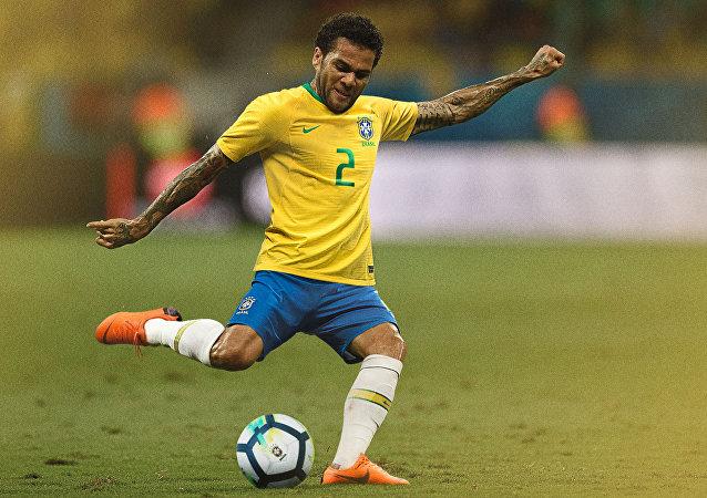 Uniforme da seleção brasileira na Copa do Mundo de 2018