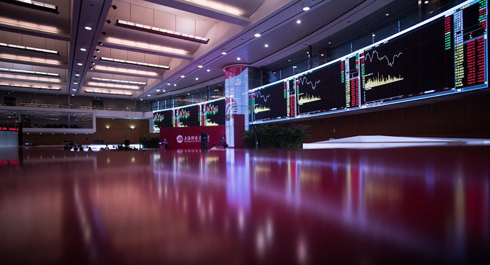 Bolsa de Valores de Xangai