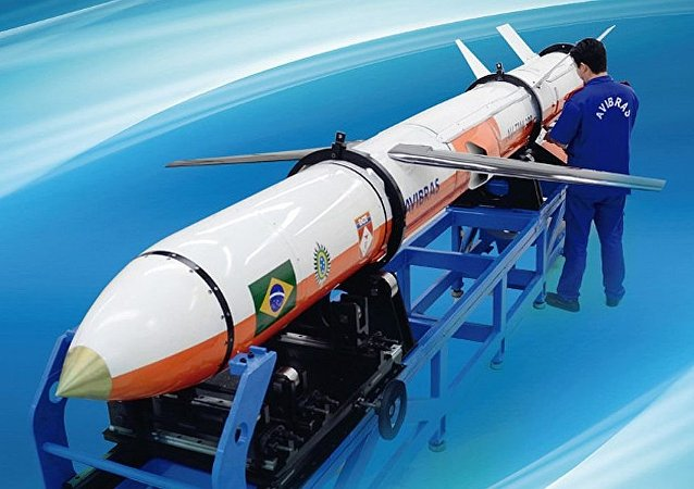 Míssil Tático AV-TM (MTC-300), o primeiro míssil brasileiro de cruzeiro