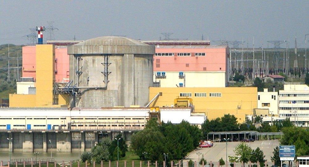 Usina nuclear de Cernavoda, Romênia