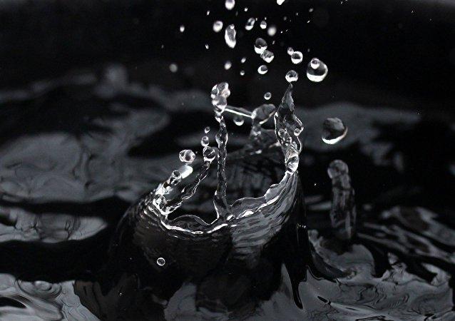 Água (imagem ilustrativa)