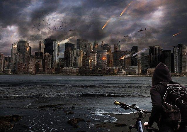 Guerra (imagem ilustrativa)