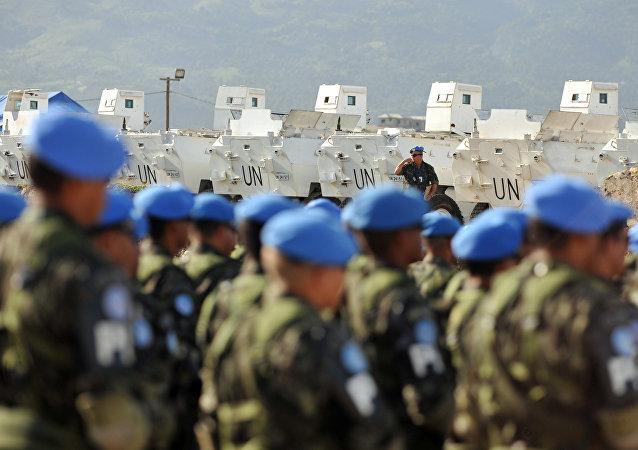 Militares brasileiros na missão da ONU no Haiti (Minustah)