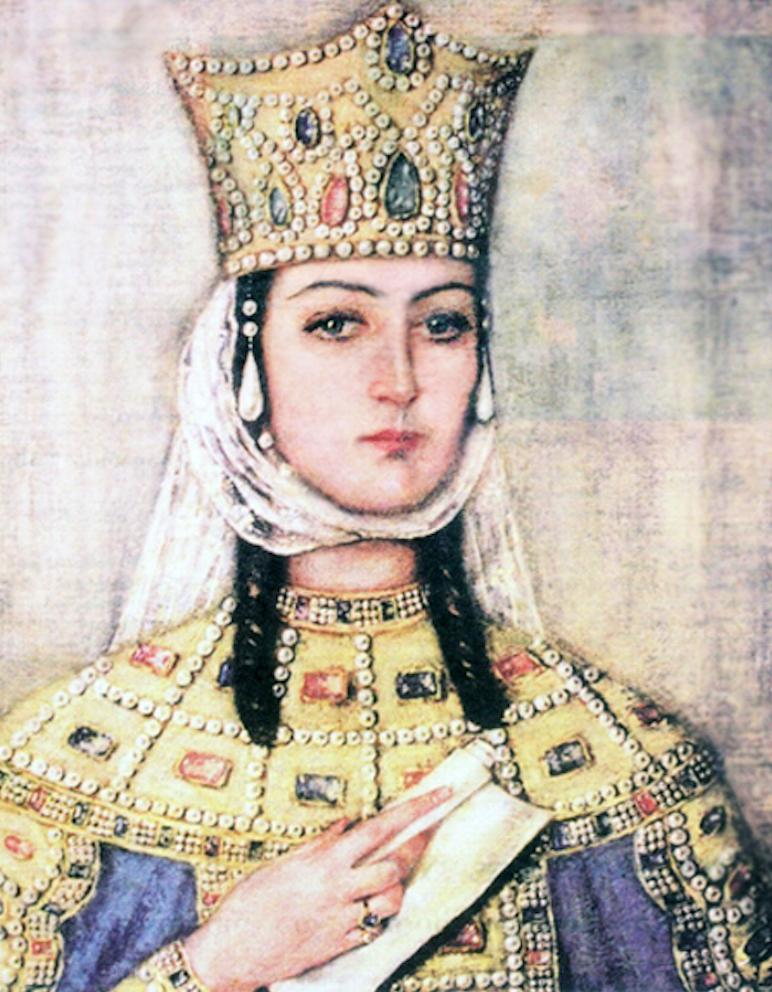 Tamara, rainha da Geórgia