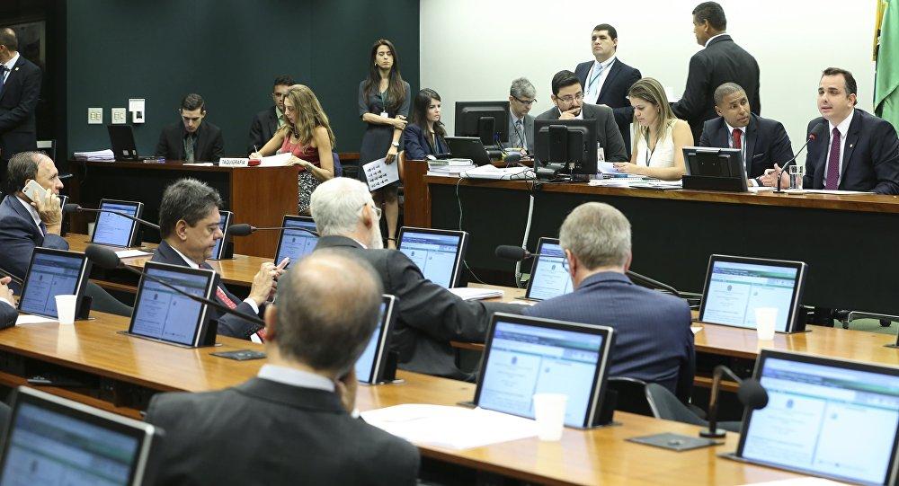 Comissão de Constituição e Justiça e de Cidadania (foto de arquivo)