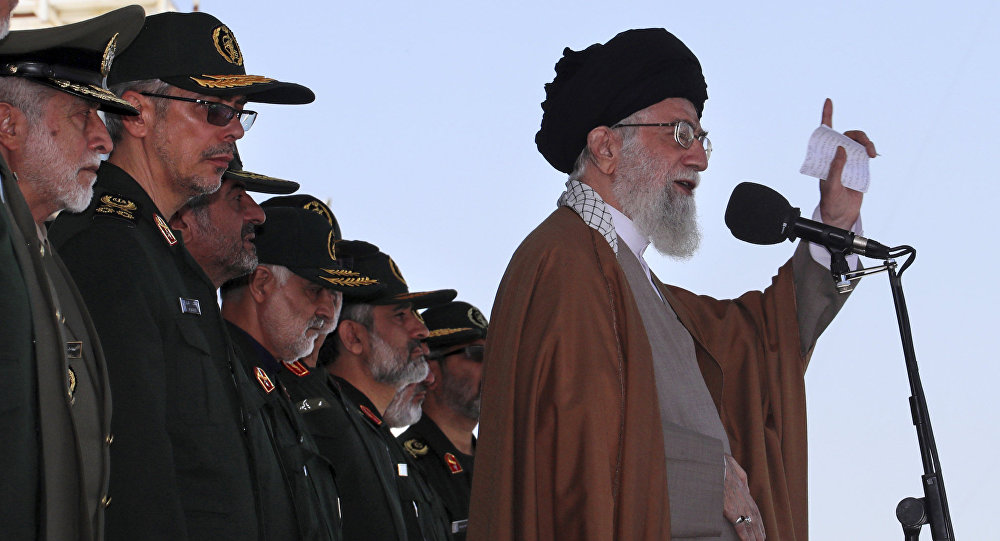 Líder supremo do Irã diz que prisão do navio iraniano em Gibraltar não vai ficar 'sem respostas'