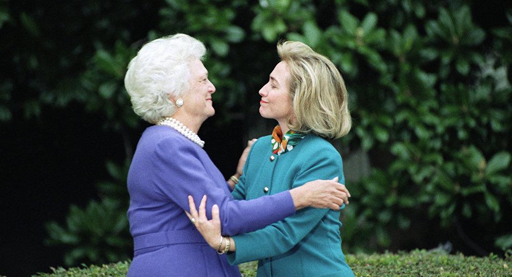 Ex-primeira-dama dos EUA Barbara Bush morre aos 92