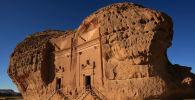 O Sítio Arqueológico Madaim Salé é uma antiga cidade localizada a norte de Hejaz, Arábia Saudita