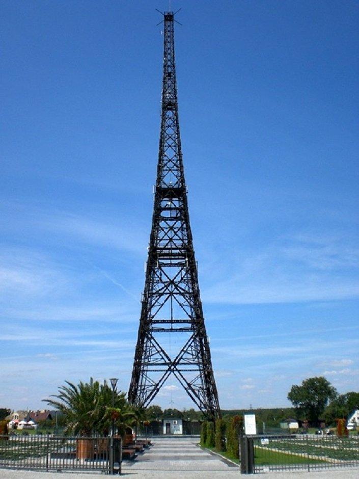 Torre de rádio de Gliwice